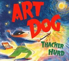 Art Dog Trophy Picture Books Paperback