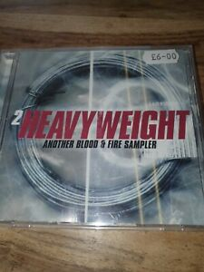 2 HEAVYWEIGHT: Another Blood & Fire Sampler - Various CD 1997 Excellent Cond