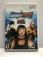 WWE SmackDown vs. Raw 2008 Featuring ECW Nintendo Wii, 2007 - Clean Tested