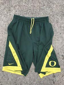 Mens Oregon Ducks Nike Team Basketball Shorts Size M
