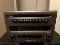 """2005 - 2008 Porsche Boxster 987 Radio CD Player CDR24 """" Parts only """""""