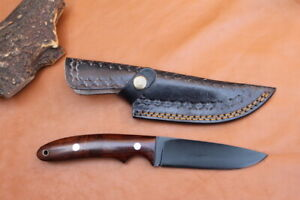 "HANDMADE HUNTING-SKINNING-CAMPING EVERY DAY BUSH CRAFT 1095 9"" EDC USE KNIFE"
