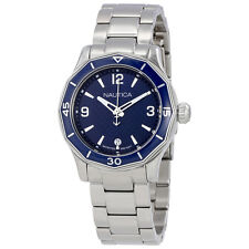 Nautica NWS 01 Navy Blue Dial Ladies Watch NAD16532L
