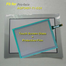 for Pro-face AGP3401-T1-D24 Touch Screen Glass + Protective Film