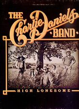 CHARLIE DANIELS BAND high lonesome US 1976 EX LP GATEFOLDSLEEVE