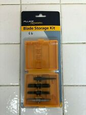 NEW Fluke Networks Blade Storage Kit 10979003 D66 Blade Kit