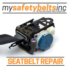 TOYOTA MATRIX SEAT BELT REPAIR SERVICE (SRS) RESET REBUILD RECHARGE - OEM FIX
