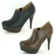 Zip Stiletto Heel Ankle Boots for Women