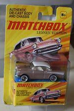 2011 MATCHBOX LESNEY EDITION '57 CHEVY NEW