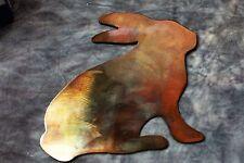 Arizona Hare Metal Art Rabbit Copper/Bronze