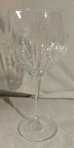 Miller-Rogaska Crystal by Reed & Barton Stemmed SOHO WINE Goblet