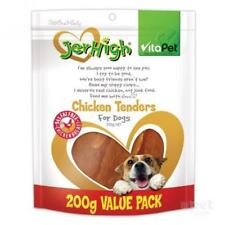 NEW Vitapet Jerhigh Chicken Tenders - 200g