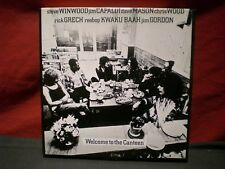 Traffic --  Welcome to the Canteen Etc. - Reel To Reel Tape  --  Sounds Great