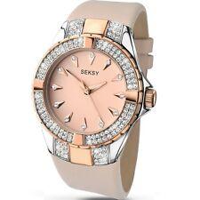 Seksy by Sekonda Stone Set Ladies Bracelet Watch - Bargain - Summer Sale