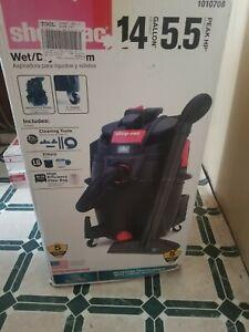 Shop-Vac 14-Gallon 5.5-HP Wet/Dry Home Garage Shop Vacuum-Cleaner Heavy Duty