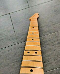 Tele Telecaster Grade A Canadian Maple Guitar Neck - Factory Second