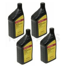 NEW Set of 4 Quarts Automatic Trans Fluid HCF-2 Genuine for Honda Accord Civic