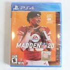 Madden NFL 20 Sony PlayStation PS4 PS5 EA Sports Football Patrick Mahomes Cover