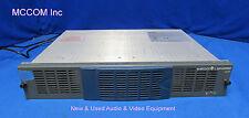 Leitch 6800 Plus QXF Frame w/AES6800+C, ADC+A4BCD, DAC6800+BCA4, 2-ARG6800+, 2PS
