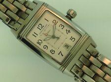 Genuine  JAEGER-LECOULTRE Reverso Gran Sports Wristwatch SS 290.8.60