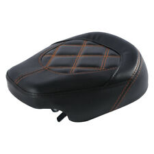 Black Passenger Pillion Seat Fit For Harley Street Glide Road King 2009-2019 US