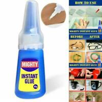 Mighty Instant Glue SUPER GLUE For plastic Steel Alloy X5H5