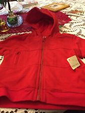 Jacket For Baby, Red Color, Size 12 Months, Peek A Babe Brand