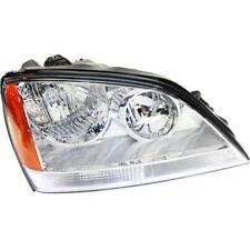 For Sorento 05-06, Passenger Side Headlight, Clear Lens