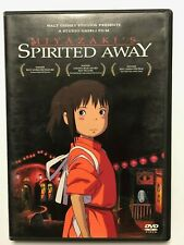 Spirited Away 2-Disc Set Dvd 2001 Widescreen Studio Ghibli Walt Disney