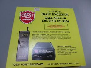 G Scale Crest CRE 55471 10-channel Receiver