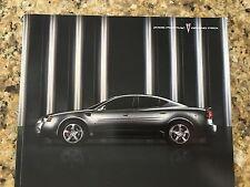 2006 Pontiac GRAND PRIX 36-page Original Dealer Brochure
