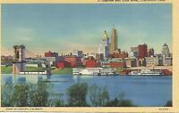 AG(S) Skyline and Ohio River, Cincinnati, Ohio