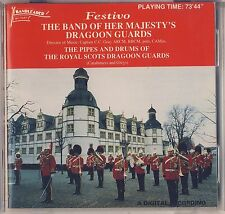 Festivo. The Band of Her Majesty's Dragoon Guards (Bandleader) Like New