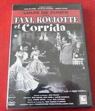 DVD Movie Taxi Roulotte et Corrida ! 1958 Version Originale Louis de Funès