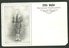 Pre 1905 Post Card Little Walter Phanomenaler Kopf - Equilibrist