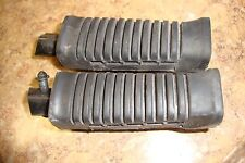 2009 Suzuki GS500FH GS500 GS 500 F Rear Passenger Foot Pegs Rests Pedal F8