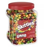 Skittles Original Fruit Candy 54 oz Tub Bulk Vending Candies