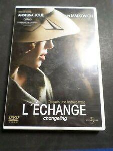DVD ANGELINA JOLIE, L ECHANGE, d occasion