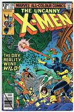 THE UNCANNY X-MEN ISSUE 128 BY MARVEL COMICS fn/vfn