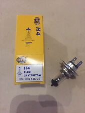 AMPOULE HELLA H4 P23T 24V 75/70W