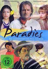DVD NEU/OVP - Paradies - Die Leidenschaft des Paul Gauguin - Kiefer Sutherland