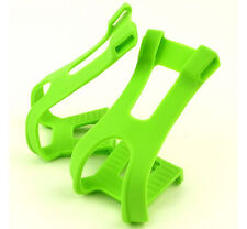 Bicycle Pedal Toe Clips NEW Green
