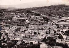 MALEMORT vue générale aérienne timbrée 1956