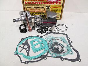 KTM 250 XC/XC-W  ENGINE REBUILD KIT CRANKSHAFT, PRO X PISTON, GASKETS 2008-2014