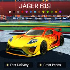 Rocket Liga Artikel-Jager 619-alle Farben-Import Auto-PC/ps4/ps5