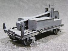 MI0506 - 1/35 PRO BUILT Resin Baluard German Schienewolf Railway Breaker Wagon