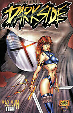 Darkside #1 Signed By Artist Rob Liefeld (Lg)