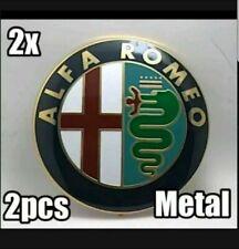 Insignia con logotipo de MiTo Giulietta Brera 156 147 Cloverleaf Quadrifoglio Wing