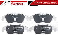 Per FORD FOCUS 2.5 RS 09-ANTERIORE Brembo Pastiglie dei freni prestazioni sportive 07.b314.05