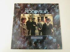 THE MOODY BLUES - COLLECTION - 2 LP GATEFOLD 1985 MADE IN UK - EX++/EX-